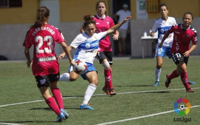 El fútbol femenino por Sara Tui.
