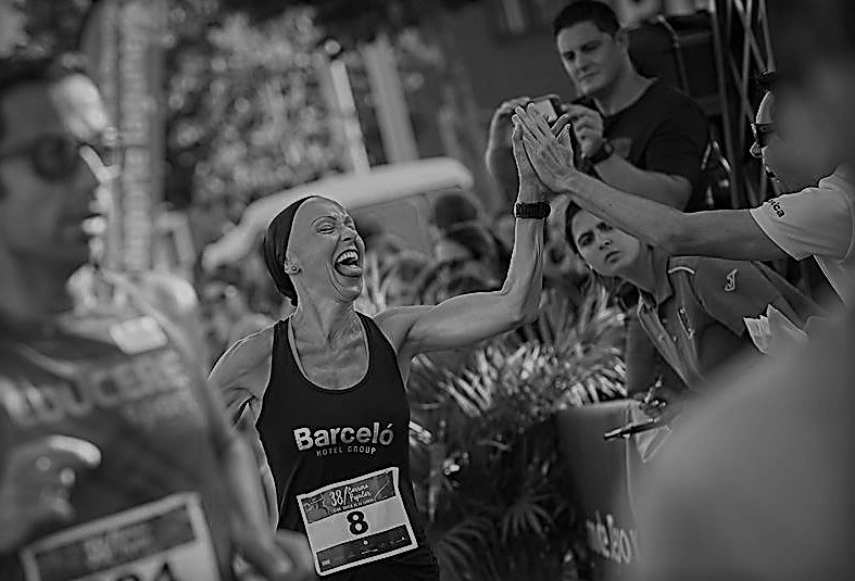 El deporte es mi vida por Sonia Prieto.